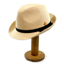 Foldable Trilby Hat