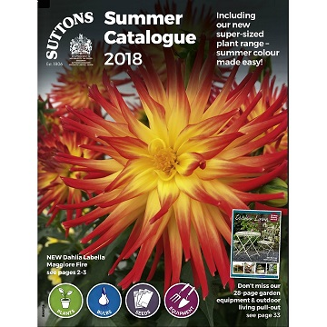 Suttons Summer Catalogue 2018 (SMAY18)