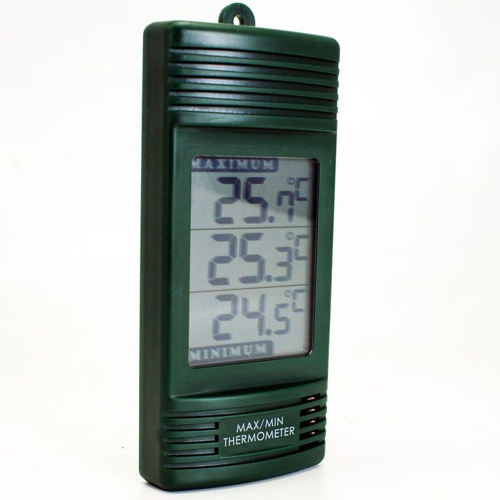 Digital Max-Min Thermometer