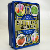 Suttons Heritage Seed Box (Empty)