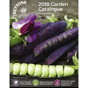 Suttons Seed Catalogue 2018 (SS18)