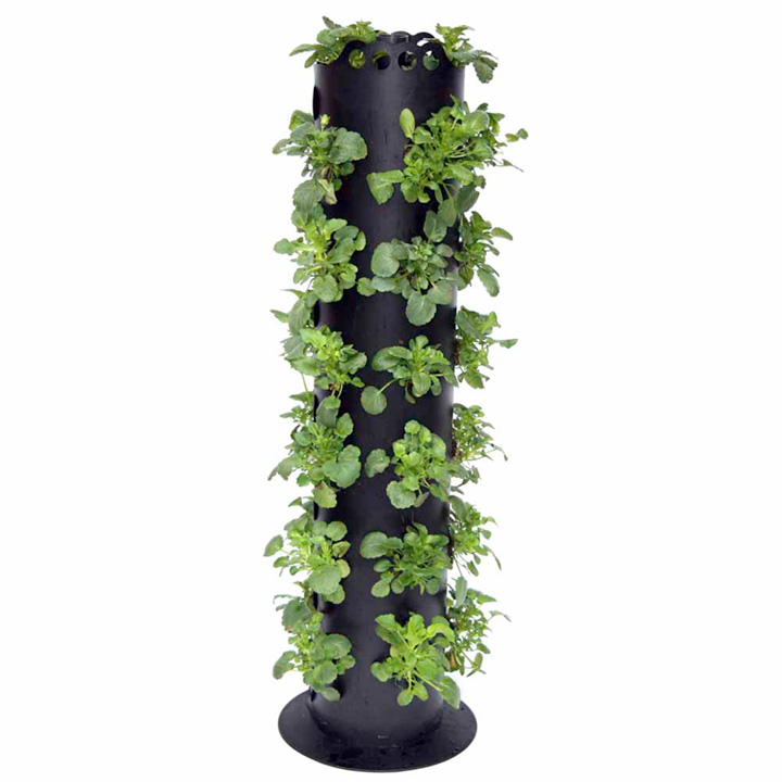 Wall Mounted or Floor Freestanding Flower Tower