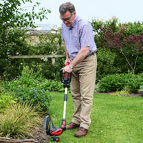 Image of Cobra 24v Cordless Grass Trimmer