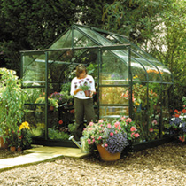 Halls Highgrove Greenhouses