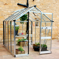 Eden Burford Greenhouse