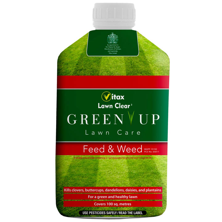 Green Up Feed & Weed