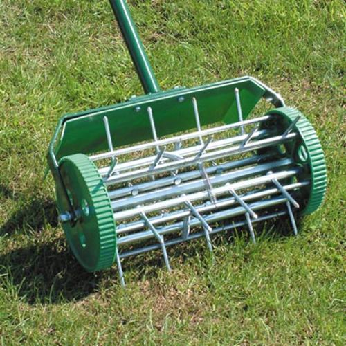 Rotary Lawn Aerator Buy Plug Plants Vegetable Seeds