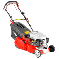 "Cobra 16"" Petrol Powered Rear Roller Lawn Mower"