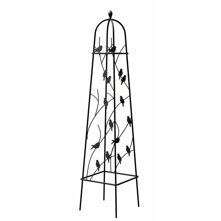 'Perching Bird' - Obelisk