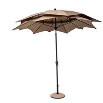 Parasol Lotus - Taupe