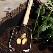 Potato Harvesting Scoop