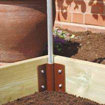 Raised Bed Corners