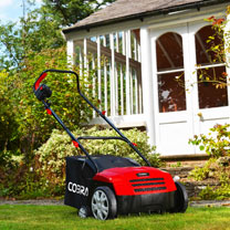 Image of Cobra Electric Scarifier & Aerator 2 in 1