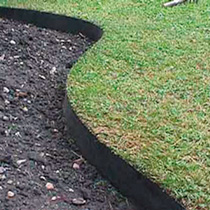 'Smartedge' Lawn Edging - 50m & Pins