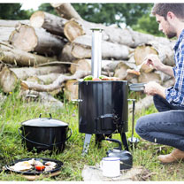 Cowboy Cookout 4-in-1 Stove