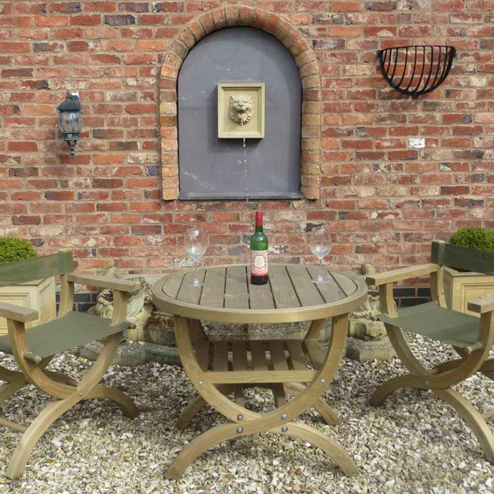 Verona Garden Furniture - Table