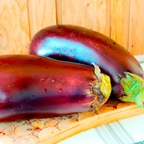 Click to view product details and reviews for Aubergine Seeds F1 Galine.