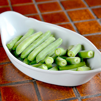 Bean (Mangetout Broad) Seeds - Stereo