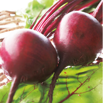 Thin out beetroot