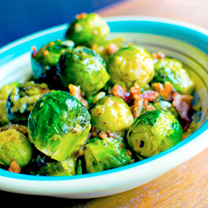 Brussels Sprout Seeds - F1 Continuity Mix