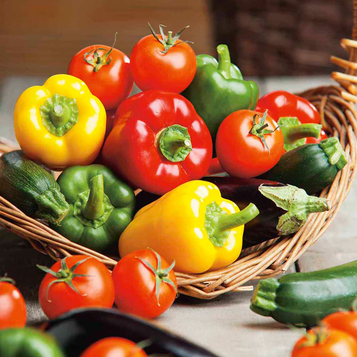 Vegetable Speciality Mix Plants - Our Selection