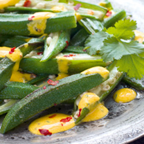 Click to view product details and reviews for Okra Seeds Clemsons Spineless.