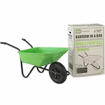 Wheelbarrow - 90 Litre Capacity