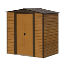 Woodvale Apex Shed - 6' x 5'
